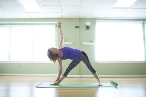 Margaret K. Rueda  Journey of Yoga