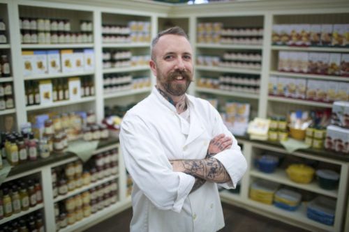 Justin Keenan  Fitzgerald's Foods