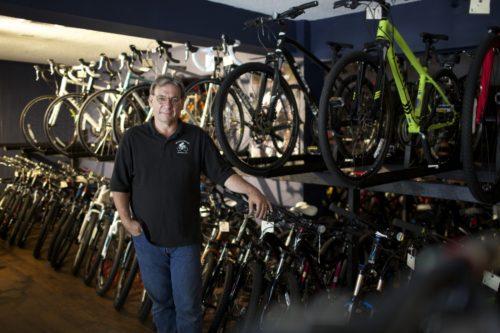 Dave Bishop  The Bicycle Cellar